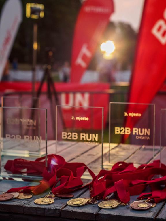 Sudjelovali smo na prvoj B2B utrci u Hrvatskoj