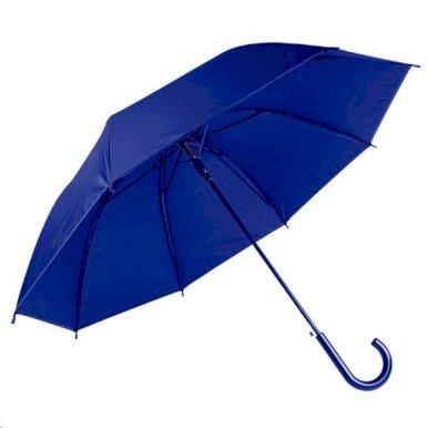Kišobran, automatski, zakrivljena drška, bijeli
