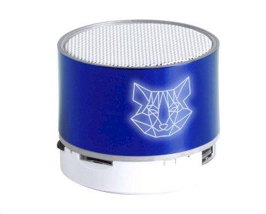Zvučnik, bluetooth + svijetlo, bijeli