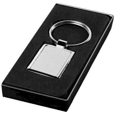 Privjesak, pravokutni, metal,  u crnoj kutijici