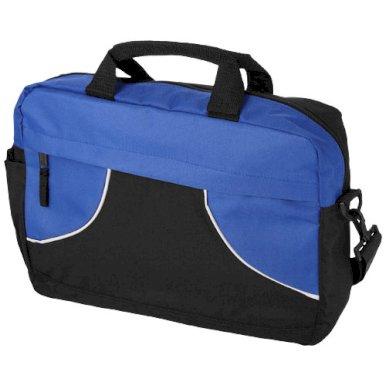 Dokument torba, crno-plava