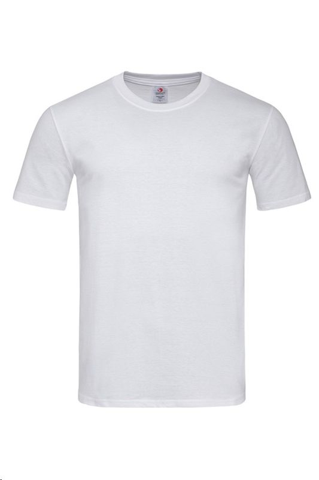 Majica, KR, Stedman classic-T fitted, 155 gr, white, XXL