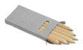 Bojice, drvene, male, 6 komada u kartonskoj kutiji