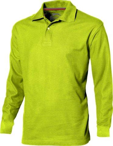 Majica, DR, Point Slazenger, polo,180 gr, apple green, XL
