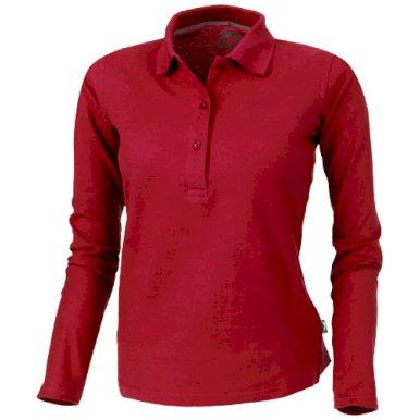 Majica, DR, Point Slazenger, polo,180 gr, ženska, crvena, XL