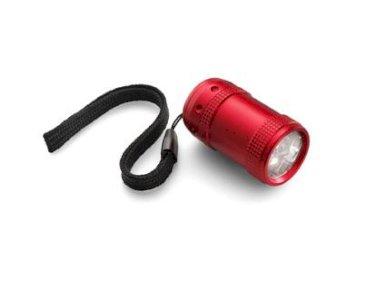 LED Svjetiljka, džepna, crvena