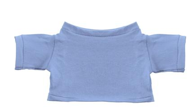 Majica, mini t-shirt, nebesko plava
