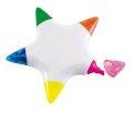 Marker, 5 boja, oblik zvijezde