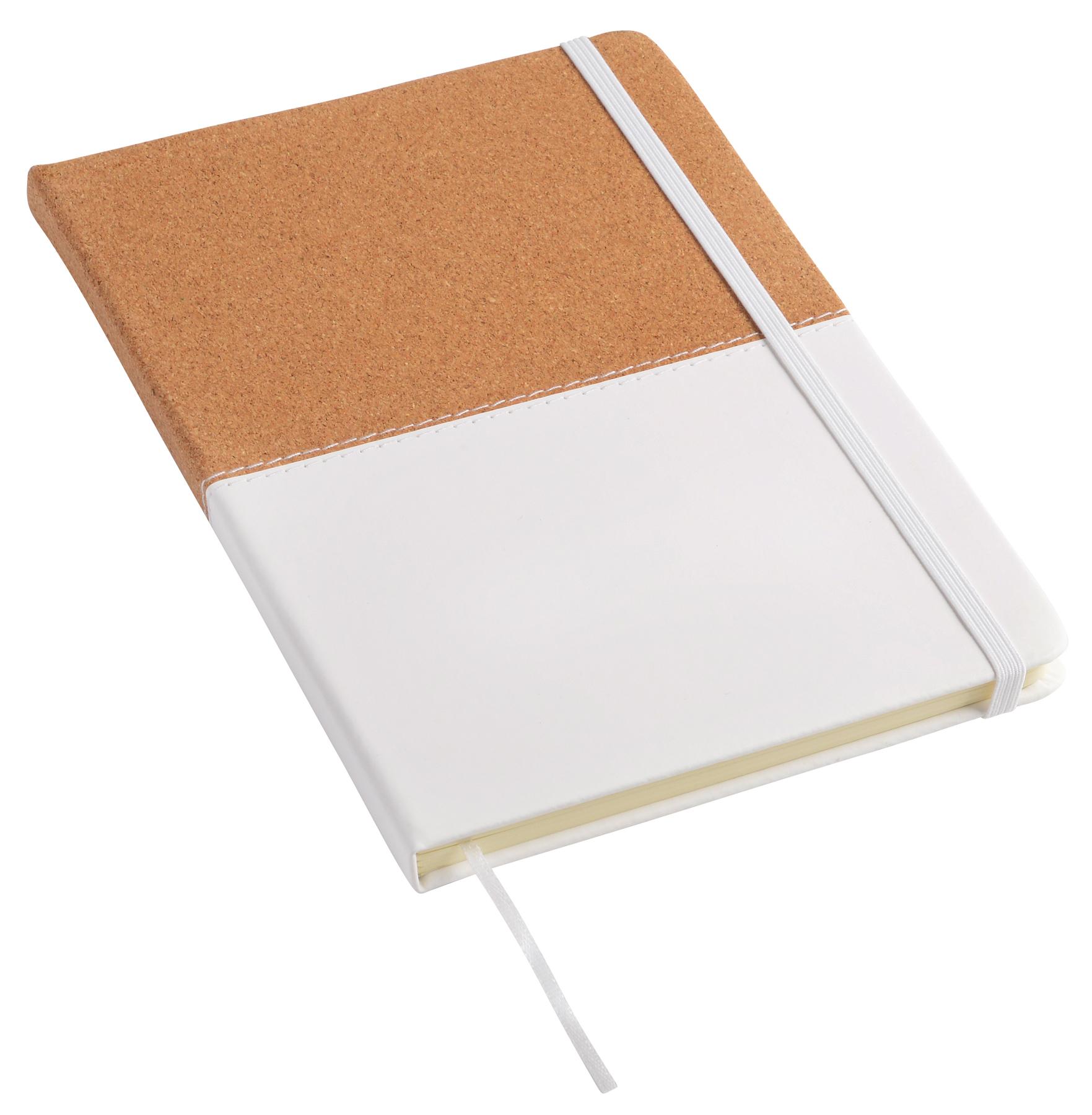 Rokovnik, Corky ,A5,  80 stranica , smeđe/bijeli