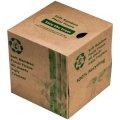 Eko papirnate maramice od bambusa u kutijici, 60 kom