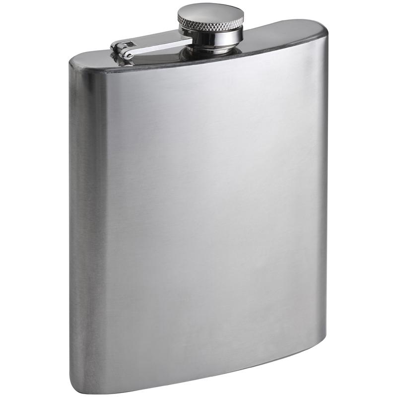 Pljoska, metalna, 237 ml
