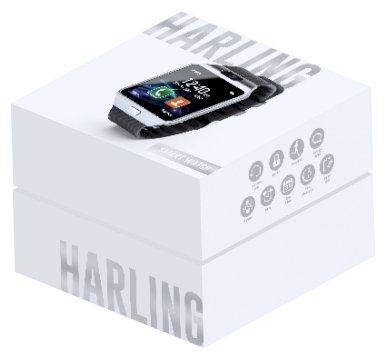 Pametni sat, Harling, crni