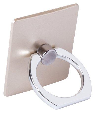 Stalak za mobitel, prsten, srebrni