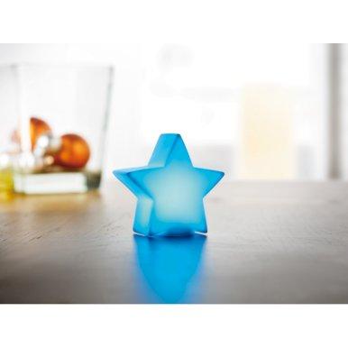Božićna zvjezda Lumistar, LED svjetiljka, mijenja boje