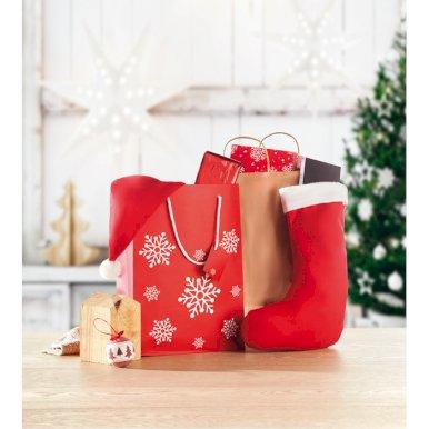 Vrećica papirnata, božićna