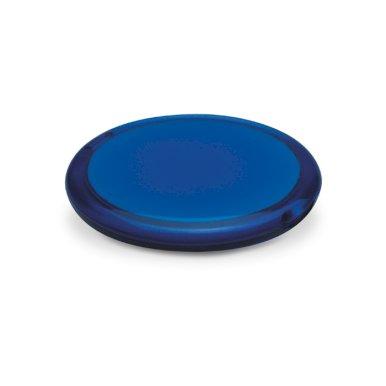 Ogledalo, dvostruko, džepno, plavo