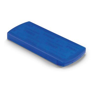 Kutijica sa flasterima, 5 kom, plava