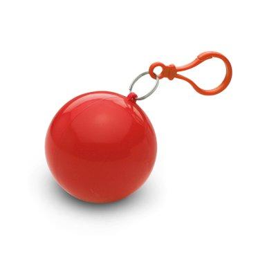 Kabanica, pončo oblik loptice