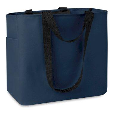 Torba, za kupovinu, 33X16,5X30 cm, plava