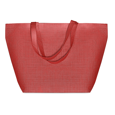 Torba za kupovinu, non woven, crvena