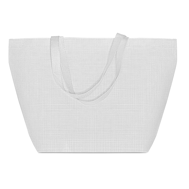 Torba za kupovinu, non woven, bijela