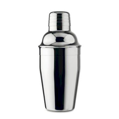 Koktel shaker, srebrni