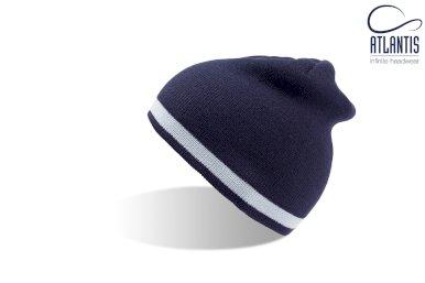 Kapa, Moover, pletena, plavo-svijetlo plava