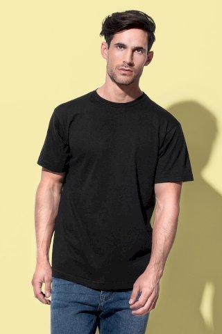 Majica, KR, Nano, black, 135 gr, S