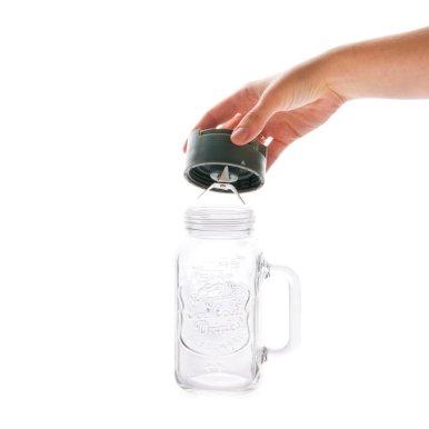 Blender, sa čašom