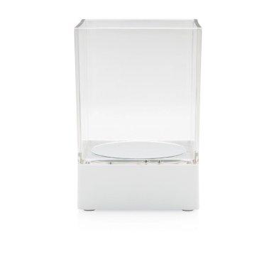 Kutijica za olovke sa USB punjačem, bijela