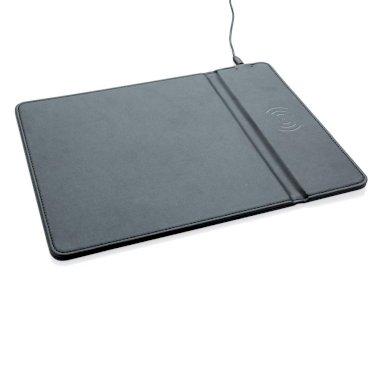Podložak, za miš, sa bluetoothom punjačem 5 w, crni