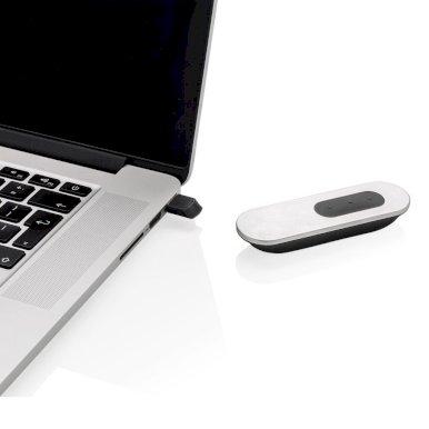Laserski pokazivač, USB, srebrni