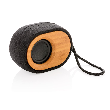 Zvučnik, bežični,Bamboo X, crni