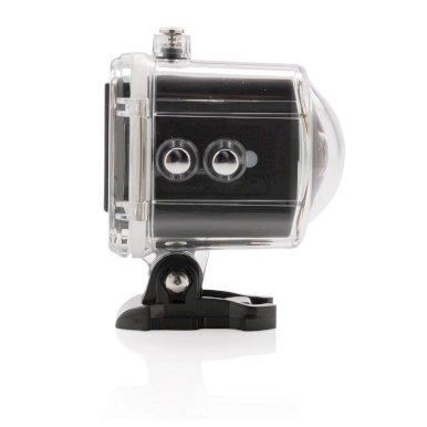 Kamera Action, 360 stupnjeva, crna