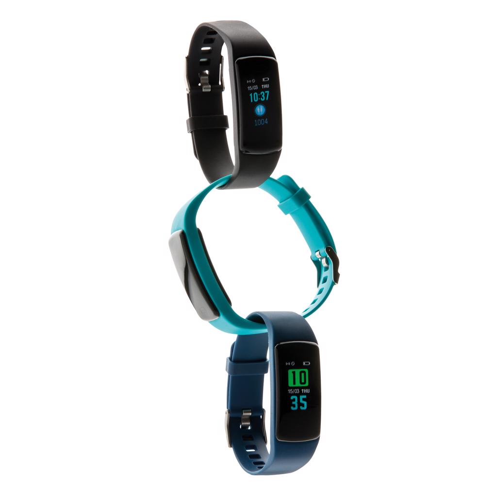 Narukivca Fit, Activity-tracker, crna