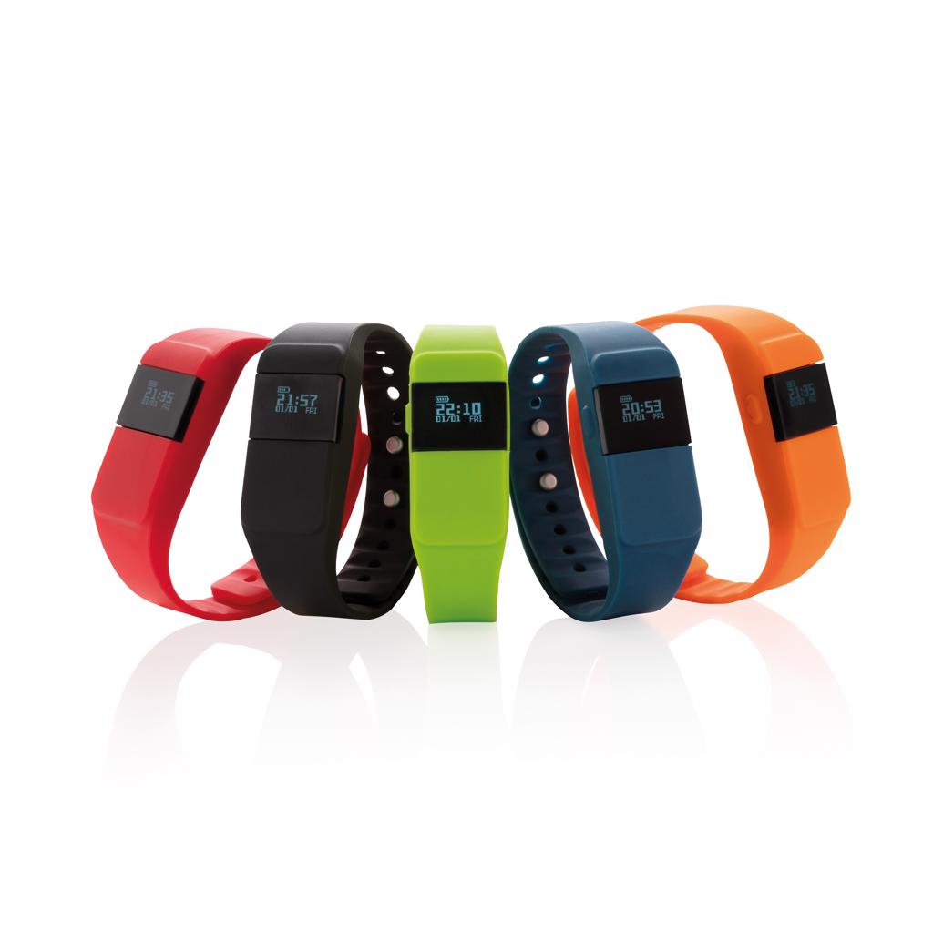 Narukivca Fit, Activity-tracker, crvena
