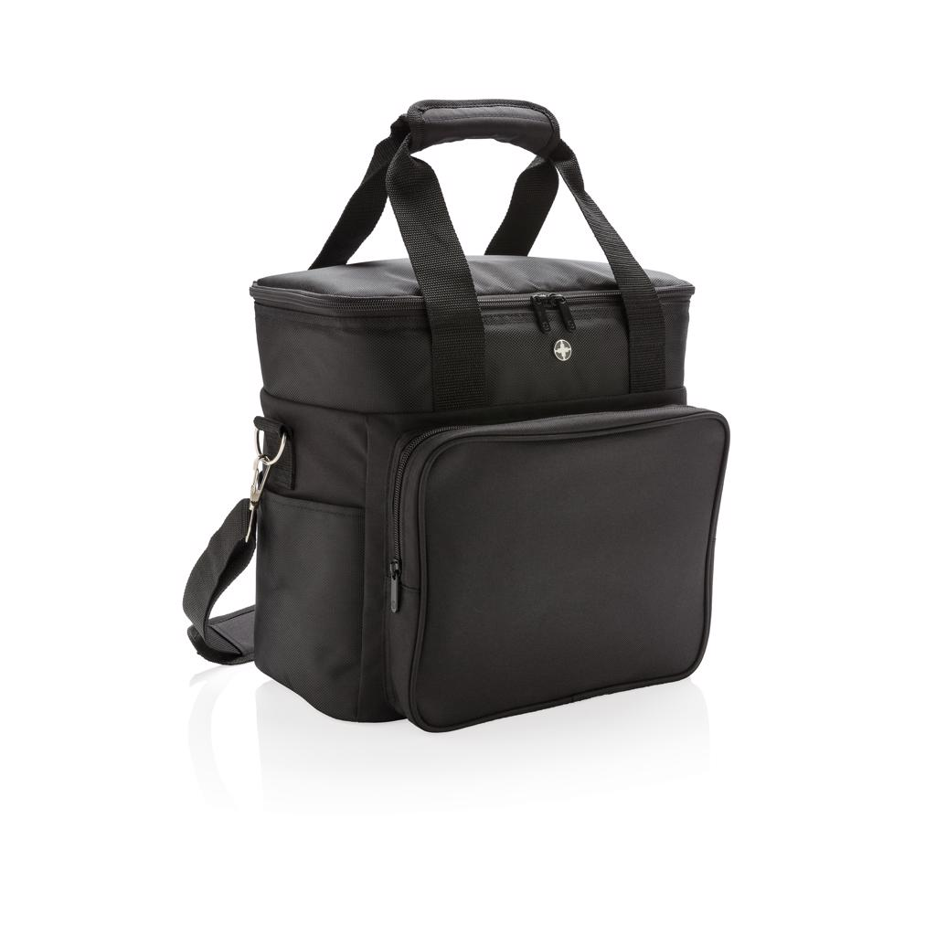 Swiss Peak cooler bag, crni