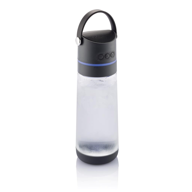 Boca 3u1, 650 ml, s bluetooth zvučnikom i svjetlom , tritan