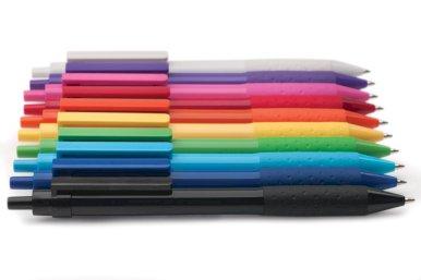Kemijska olovka X2, crna