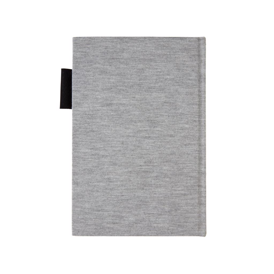 Blok A5, jersey, sivi