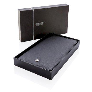 Novčanik, putni s RFID zaštitom, crni