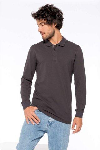 Majica polo pique , DR, 180 gr.narančasta , XL