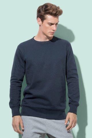 Majica, DR, Stedman, Active sweatshirt, 270 gr, slate grey, L