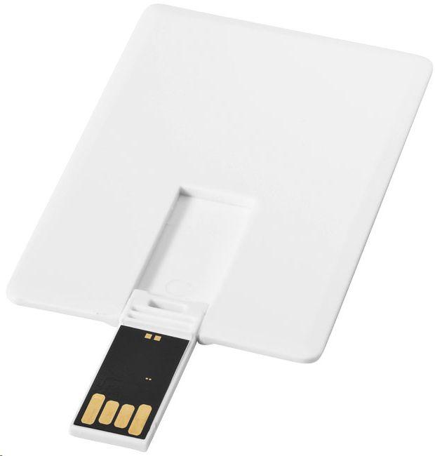 USB memory stick, oblik kreditne kartice, 8GB