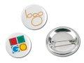 Bedž, metalni, okrugli, po želji kupca, promjer 4 cm