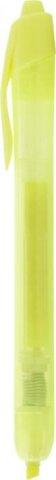Marker, oblik kemijske olovke, žuti