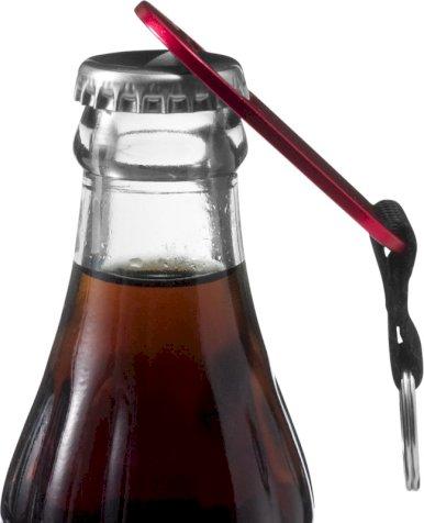 Privjesak, otvarač boca, aluminijski, KETA