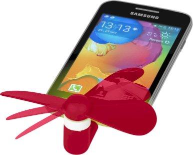Micro USB ventilator za smartphone i tablete,