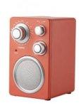 Radio, mini, crveni
