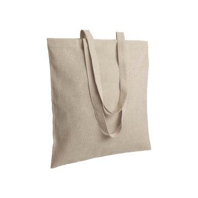 Torba za kupovinu, reciklirana, duge ručke, crna